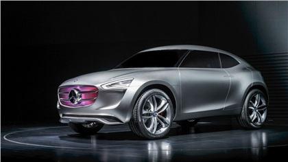 2014 Mercedes-Benz G-Code