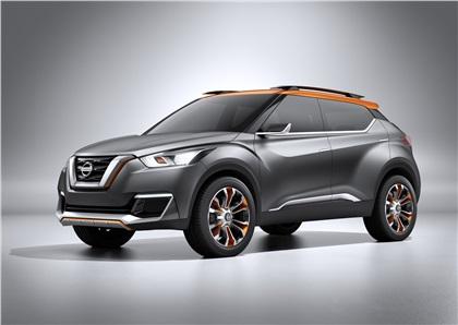 2014 Nissan Kicks