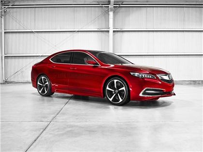 2014 Acura TLX