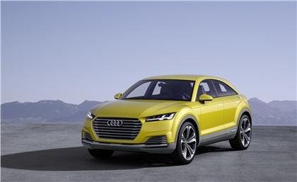 2014 Audi TT offroad