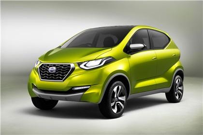 2014 Datsun redi-GO