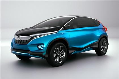 2014 Honda Vision XS-1
