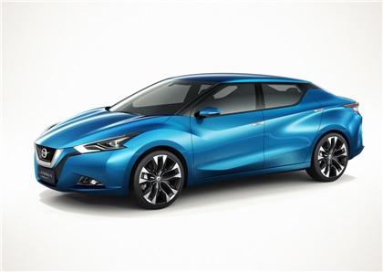 2014 Nissan Lannia