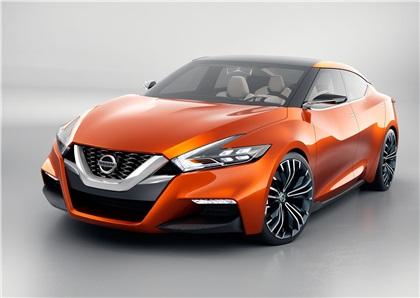 2014 Nissan Sport Sedan