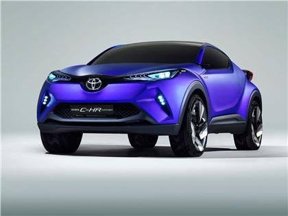 2014 Toyota C-HR