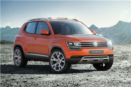 2014 Volkswagen Taigun