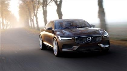 2014 Volvo Concept Estate