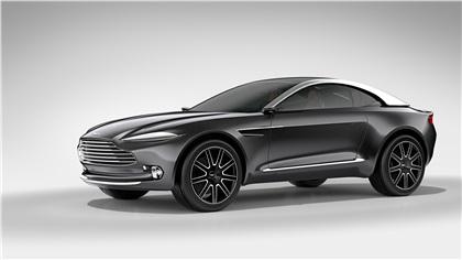 2015 Aston Martin DBX