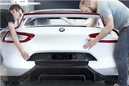 2015 BMW 3.0 CSL Hommage R - Концепты