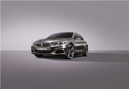 2015 BMW Compact Sedan