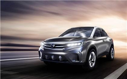 2015 GAC EV Coupe