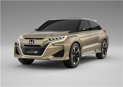 2015 Honda Concept D