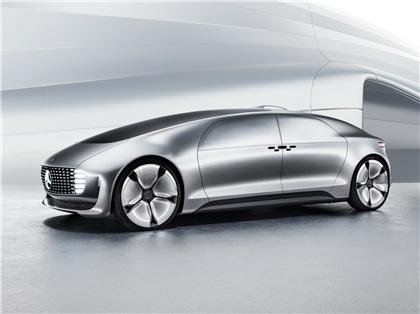 2015 Mercedes-Benz F 015 Luxury in Motion