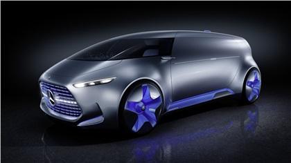 2015 Mercedes-Benz Vision Tokyo