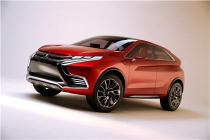 2015 Mitsubishi Concept XR-PHEV II