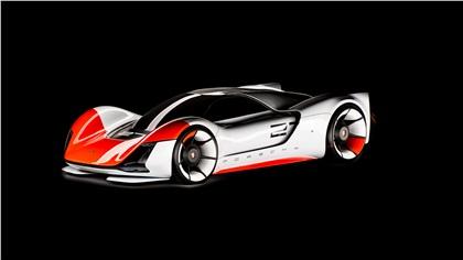 2015 Porsche 906 Living Legend