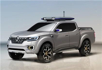 2015 Renault Alaskan
