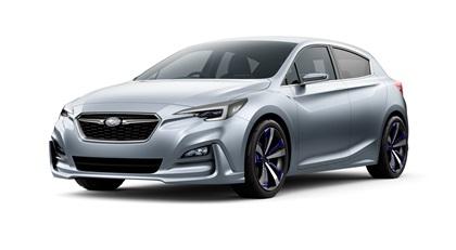 2015 Subaru Impreza 5-Door
