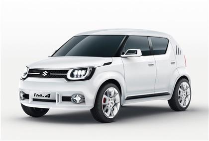 2015 Suzuki iM-4