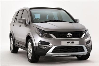 2015 Tata Hexa