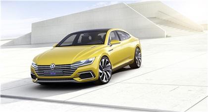 2015 Volkswagen Sport Coupe Concept GTE