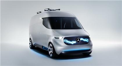2016 Mercedes-Benz Vision Van