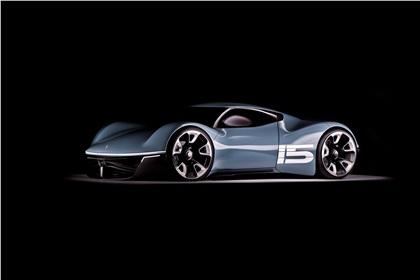 2016 Porsche Vision 916