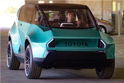 2016 Toyota uBox (CU-ICAR)