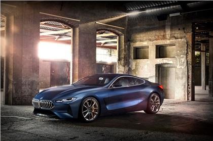 2017 BMW 8-Series