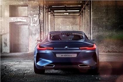 2017 BMW 8-Series - Concepts