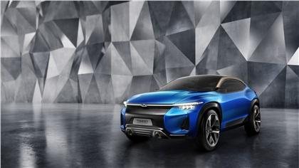 2017 Chery Tiggo Sport Coupe Concept
