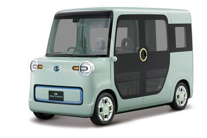 2017 Daihatsu DN Pro Cargo