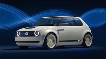 2017 Honda Urban EV