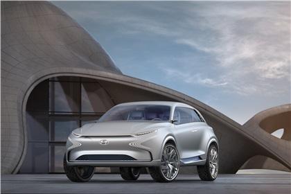 2017 Hyundai FE Fuel Cell
