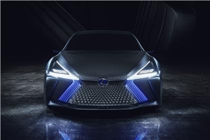 2017 Lexus LS+