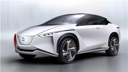 2017 Nissan IMx
