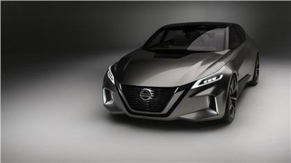 2017 Nissan Vmotion 2.0