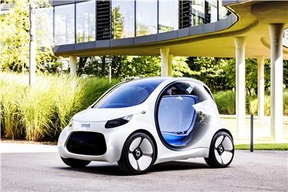 2017 Smart Vision EQ Fortwo