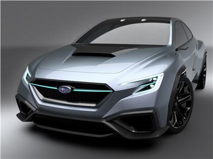 2017 Subaru Viziv Performance