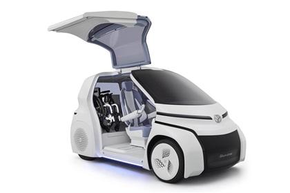 2017 Toyota Concept-i Ride