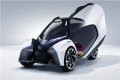 2017 Toyota i-TRIL