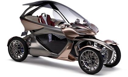 2017 Yamaha MWC-4