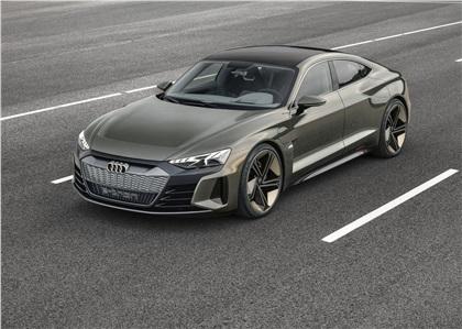 2018 Audi e-tron GT