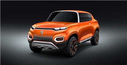 2018 Suzuki Future S Concept
