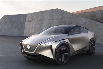 2018 Nissan IMx KURO