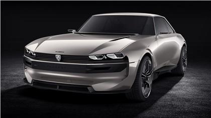 2018 Peugeot e-Legend