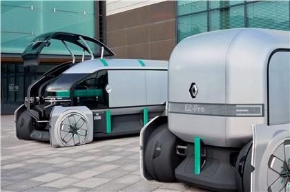2018 Renault EZ-Pro
