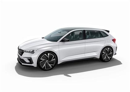2018 Skoda Vision RS