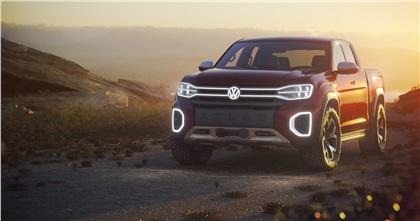 2018 Volkswagen Atlas Tanoak