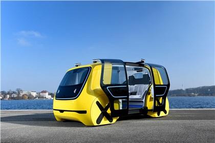 2018 Volkswagen Sedric School Bus